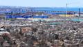 Timelapse aerial of Hamilton, Canada  42961545