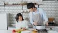 父亲和girlfood厨房盘 42983843