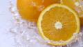 ส้ม,ผลไม้,หยดน้ำ 42985869