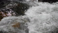 Water flow close-up in slow motion 42997466