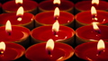 Red Candles In The Dark 43009793