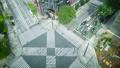 东京·银座·Seiyadayabashi交叉路口·时间流逝·8月假日·修复离开索尼公园的新地点 43057558