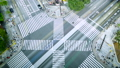 Tokyo · Ginza · Seiyadayabashi intersection · Time lapse · August holiday · narrow view left Sony Park 43057559