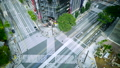 东京·银座·Seijiriyabashi十字路口·时间流逝·八月假期·倾斜离开索尼公园的新景点 43057560