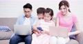 电脑 家庭 家族 43101583