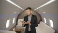 タブレット ビジネス ビジネスマンの動画 43143542