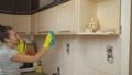 ครัว,งานบ้าน,หญิง 43155424