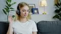 female, headphones, lifestyle 43160909
