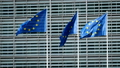欧洲联盟 旗帜 旗 43184902