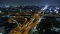 从东大阪交界处到大阪市的夜景 43201751