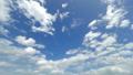Timelapse蓝天和云彩流动perming4K1807701ProRes422影视素材 43216193