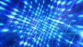 イルミネーションウォール - 回転(ループ可能)/ブルー 43293675