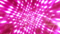 イルミネーションウォール - 回転(ループ可能)/ピンク 43293676