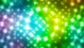 イルミネーションウォール - 万華鏡(ループ可能)/レインボー 43293716