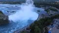 Timelapse aerial of Horseshoe Falls, Niagara Falls 43379103