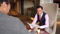ビジネスマン オフィス 商談 ビジネス イメージ 43477627