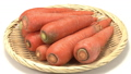 Organic carrots (zoomed out) 43504864
