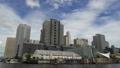 東京・品川・天王洲アイルの都市風景 微速度撮影 43567030