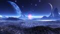 星球 行星 月亮 43577035