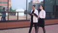 女性 人物 ビジネスウーマンの動画 43635653