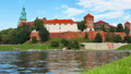 Wawel Castle and Cathedral in Krakow, Poland 43672808