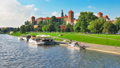 Wawel Castle and Cathedral in Krakow, Poland 43672809