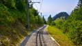 Ride cogwheel railway Rochers de Naye Switzerland 43672816