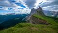 阿尔卑斯山脉 时间的推移 慢速 43723547