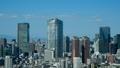 东京风景,高层建筑学,特写镜头,timelapse,六本木,固定 43752897