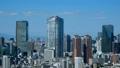 东京风景,高层建筑学,特写镜头,timelapse,六本木,放大 43752899