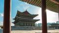 Gyeongbokgung landmark in Seoul, South Korea 43753446