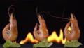 小蝦 燒烤 烤 43791566