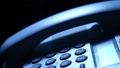 Operarating a classic telephone  43813081
