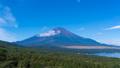 8K・富士山・タイムラプス・夏山・山中湖 パノラマ台より 高精細 8K RAWよりトリム fix 43839696