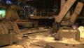 Releasing of liquid metal from blast furnace 43869906