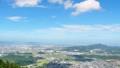 도시 풍경 후쿠오카시 미 산 전망대에서의 풍경 시간 경과 43893986