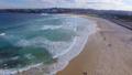 An aerial view of Bondi beaches shoreline 43907703