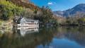 Kinrinko Lake in Yufuin, Japan time lapse 43917421