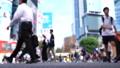 東京・渋谷スクランブル交差点・アウトフォーカス 玉ボケ 43984557