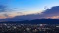 京都塔視圖timelapse日落視圖 44010028