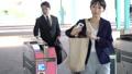 商務女性車站檢票口通勤商務人員攝影合作:京王電鐵株式會社 44017099