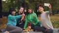 女性 女性達 パークの動画 44113203