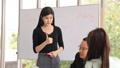ビジネス キャリアウーマン ビジネスウーマンの動画 44211609