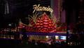 Shining exterior of Flamingo Hotel and Casino in Las Vegas 44241994