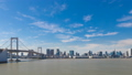 東京風景·彩虹橋·東京鐵塔·時間·東京灣墨西哥灣沿岸芝浦藍天修復 44247085