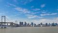東京風光/彩虹橋/東京鐵塔/ TIMEPS /東京灣墨西哥灣沿岸芝浦藍天縮小 44247086