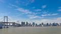 東京風景 - 彩虹橋 - 東京鐵塔時報 - 東京灣墨西哥灣沿岸芝浦藍天放大 44247087