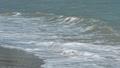 Sea waves crashing against the rocks 44253676