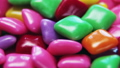 chewing gum of different colors. background of chewing gum 44256632