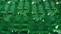 Many green glasses 44315459